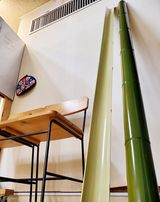 人工竹の画像